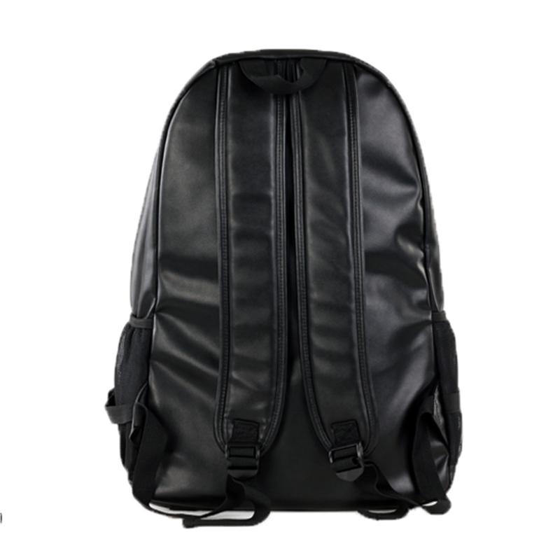 Women BTS Backpack Luminous PU Leather Female Backpacks Waterproof Boys Girls School Bags Teenager Schoolbag Mochila BP0172 (3)