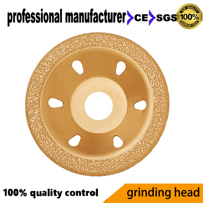 2017 New Arrival Bowl Diamond Polishing Wheel For Stone Cement Marble And Glasses  Burnish 100mm  And 16mm Hole Export To Japan