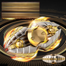 2017 New style Egyptian Insect Beetle Hand Spinners Dream Space Fidget Metal Spinning Toys Torqbar Decompression Anxiety A