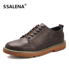 Men Casual Soft Moccasins Shoes Handmade Oxfords Footwear Classic Driving Shoes Men Fashion Sewing Breathable Shoes AA12301