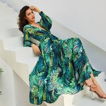 6f8352922c840 Green Bohemian Maxi Dress Promotion-Shop for Promotional Green ...