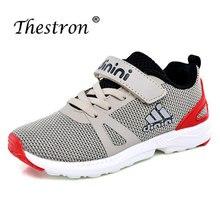 New Children Unisex Shoes Running Breathable Sport Kids Wearable Jogging Boys Girls Non-Slip Sneakers