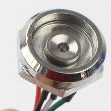 Lecteur de carte sonde ds 1990a ibutton TM, IB 9092, avec lumière LED, pour DS1990, DS1991, DS1996, DS1961, 20 pièces/lot