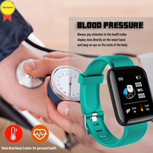Blood Pressure Oxygen Heart Rate Monitor Smart Watch Smart Wristband Bracelet Watch waterproof sports Smart Band for ios android