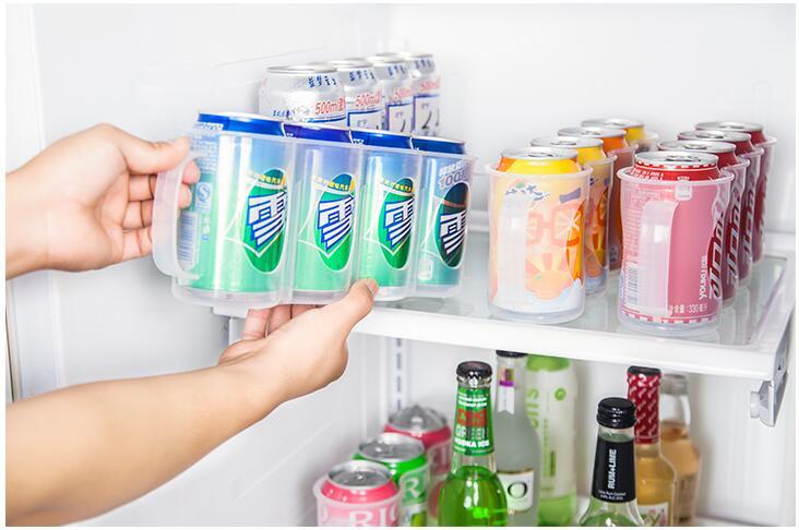 Kühlschrank Organizer : Kühlschrank organizer stapelbar hapileap kühlschrank organizer