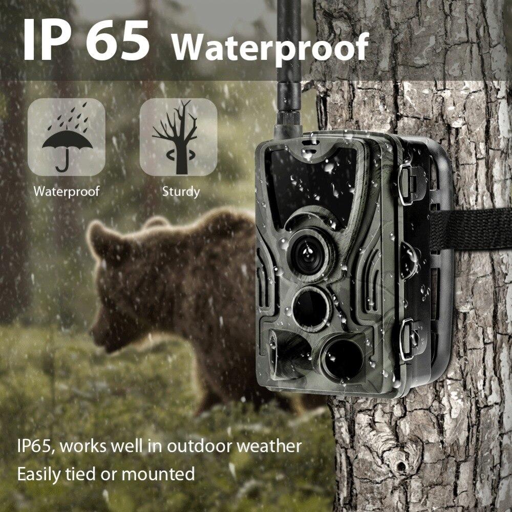 celular câmeras caça móvel hc801m sem fio foto armadilha