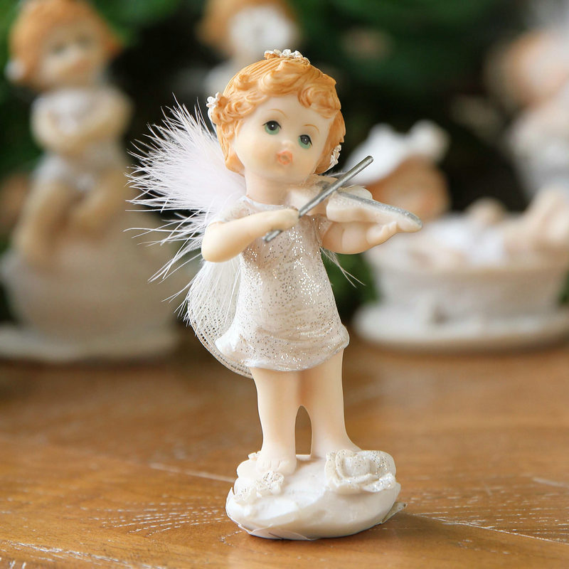 Cute Baby Angel Figurine (25)