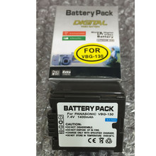VW-VBG130 VW VBG130 lithium batteries pack VW VBG130 Digital camera battery VBG130 For Panasonic SDR-H80 HDC-DX5 HDC-TM20