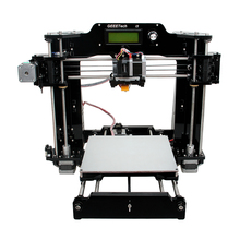 Industrial 3D Printer DIY KIT Reprap Prusa I3 X Multiple 6 3D Printing Filament Wholesale