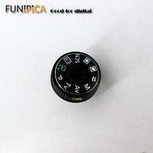 6D верхняя крышка циферблат кнопки mode для Canon 6D кнопки mode Ремонт камеры Интимные аксессуары