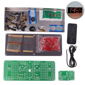 Image 5 - ECL 132 DIY Kit Supersized Screen LED Electronic Display With Remote Control