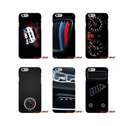 BMW M серии аксессуары телефон оболочки чехлы для samsung Galaxy S4 S5 мини S6 S7 край S8 S9 S10 плюс Примечание 3 4 5 8 9