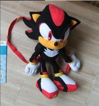 AQK RARE Sonic Hedgehog Shadow Plush Backpack Costume Bag & Buy shadow plush sonic and get free shipping on AliExpress.com