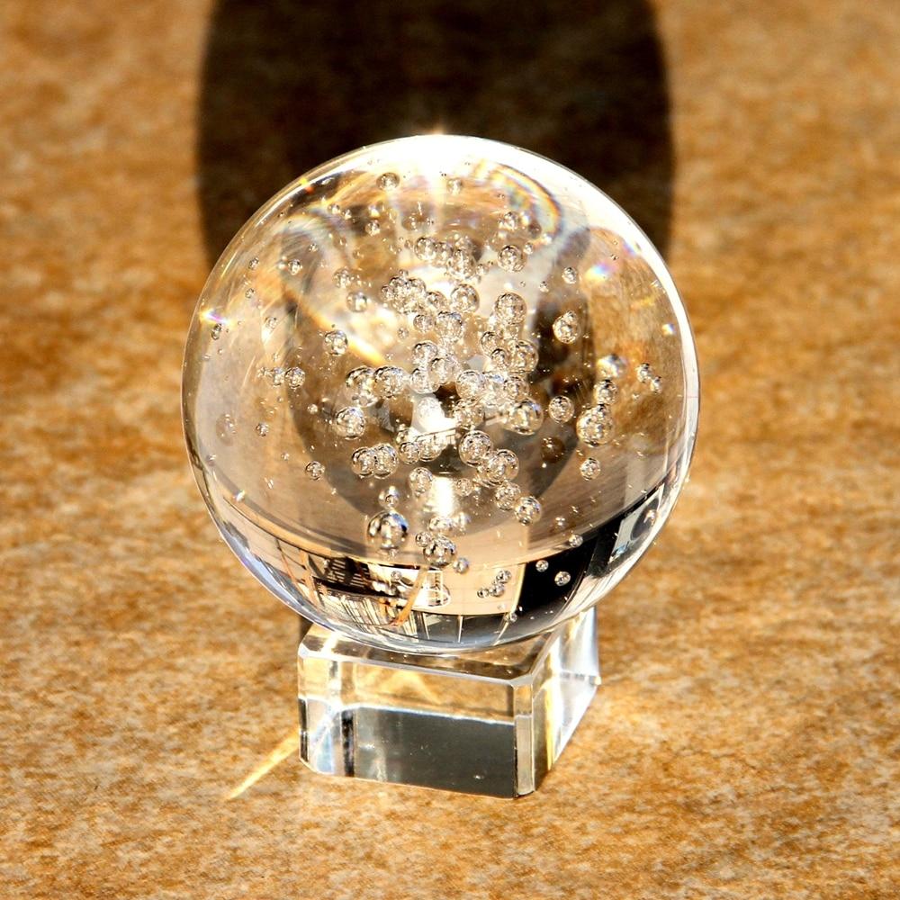 Luminous Jellyfish Glassware Crystal ball Novelty households Home ...