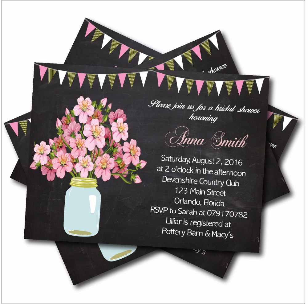 Chalkboard Invitation PromotionShop for Promotional Chalkboard – Chalkboard Invitation