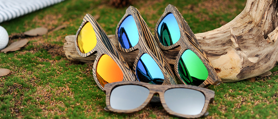 a5007716e44 Please Notice  The sunglass is made of natural bamboo wood and handmade