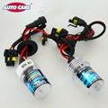 Cuidado de autos 9006 HB4 Auto Car Xenon HID Bulb Lámpara de La Linterna 55 W 12 V Temperatura de Color 3000 K 4300 K 5000 K 6000 K 8000 K 10000 K 12000 K