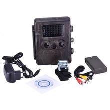 New Hunting Camera HT-002LIG 3G WCDMA GPRS MMS SMTP/SMS 12MP 1080P 60 Degrees PIR Sensor Sight Angle Wildlife Trail Cameras