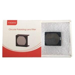 Image 5 - Filtr CPL osłona obiektywu filtry polaryzacyjne do Viofo A129 / A129 Duo / A119S A119 A118C2 wideorejestrator samochodowy kamera samochodowa Dashcam