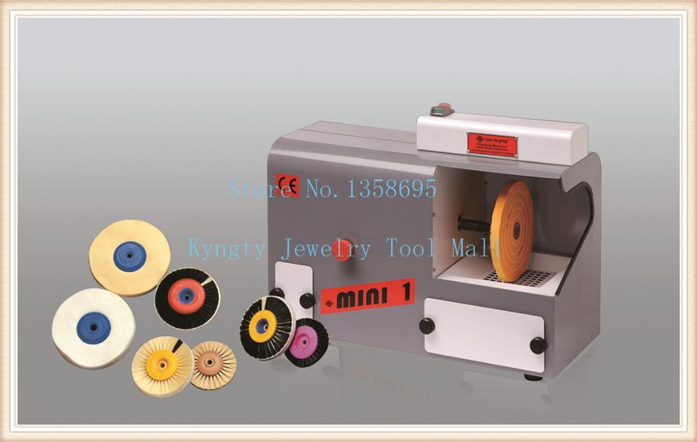 polishing machine jewelry