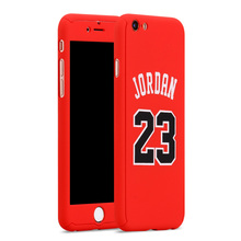 NBA Jordan Phone Case  iPhone 6 6s 7 8 Plus