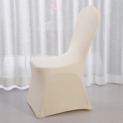 Swell Us 11 9 30 Off Super Thick 330G Pc Hotel Spandex White Chair Cover Lycra Weddings Chairs Covers Party Dining Christmas Event Decor Seat Cover In Alphanode Cool Chair Designs And Ideas Alphanodeonline