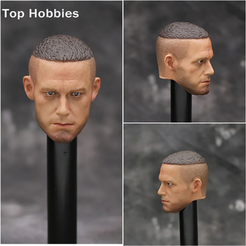 цена 1/6th accessories 1:6 scale action figure head sculpt Batman Vrs Ben Affleck Head Sculpt Carving Model A-33 F 12