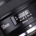 YONGNUO YN 50mm F1.8 Standard Prime Camera Lens Auto Focus Large Aperture for Nikon DSLR for Canon EOS 60D 70D 5D2 5D3