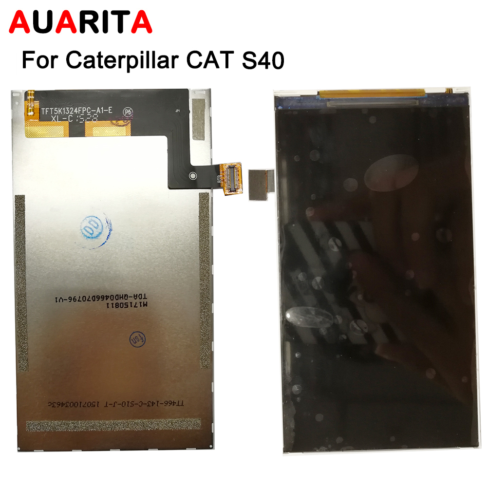 AAA quality 5pcs/lot lcd For Caterpillar cat S40 S 40 LCD display Screen 4.7 parts replacement with tools with tracking number