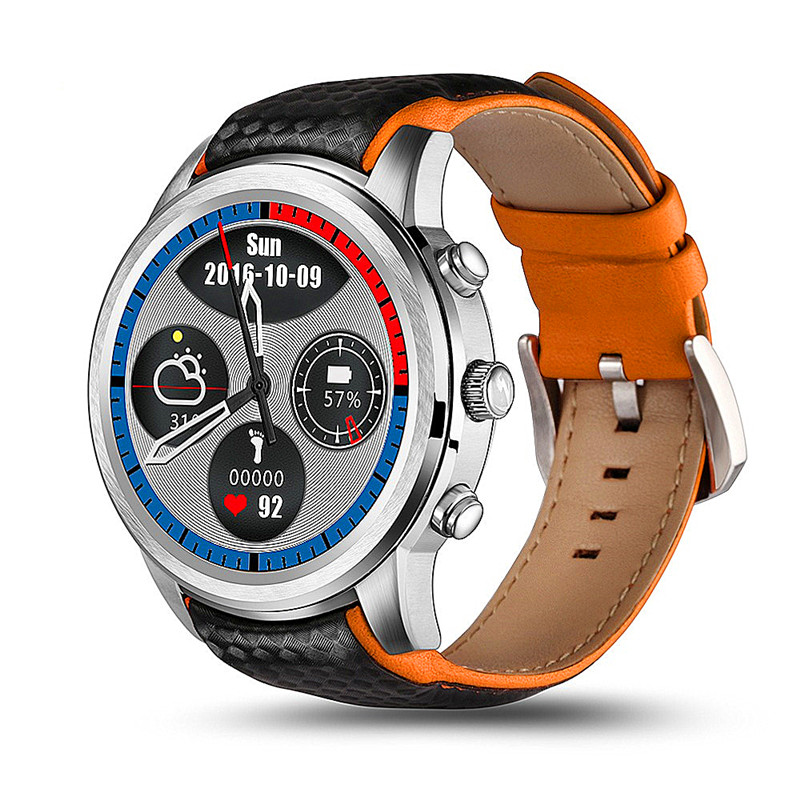 Smart Watch Android 5.1 GPS Watch 3G Support SIM Card 3G Bluetooth Wifi Heart Rate Monitor Touch Screen Android Phone 3g smart watch phone support sim card gps wifi fm heart rate monitor pedometer bluetooth camera touch screen z9 4gb rom android