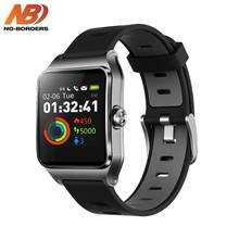 Bez granic gorąca IP68 pływanie wodoodporne GPS sport Smartwatch tętna Bluetooth smart watch dla systemu Android Apple PK iwo 8 zegarek tanie tanio Passometer Uśpienia tracker Pilot zdalnego sterowania Naciśnij wiadomość Tętna Tracker Budzik Pomiaru prędkości Miesiąc
