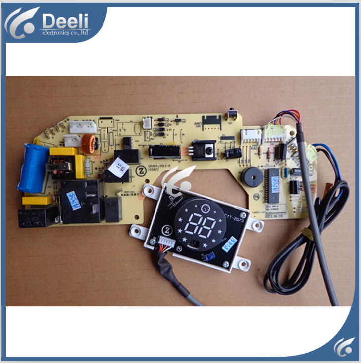 95% new good working for air conditioning computer board motherboard KFR-35GW/M75A ZGAM-73-2D on sale indoor air conditioning parts mpu kfr 35gw dy t1 computer board kfr 35gw dy t used disassemble