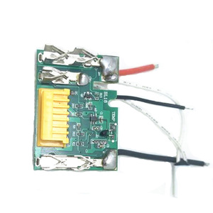 Image 2 - PCB המעגלים להחליף עבור מקיטה 18V BL1830 BL1845 BL1860 BL1815 LXT400 3.0Ah 6A ליתיום סוללה טעינת הגנה שבב