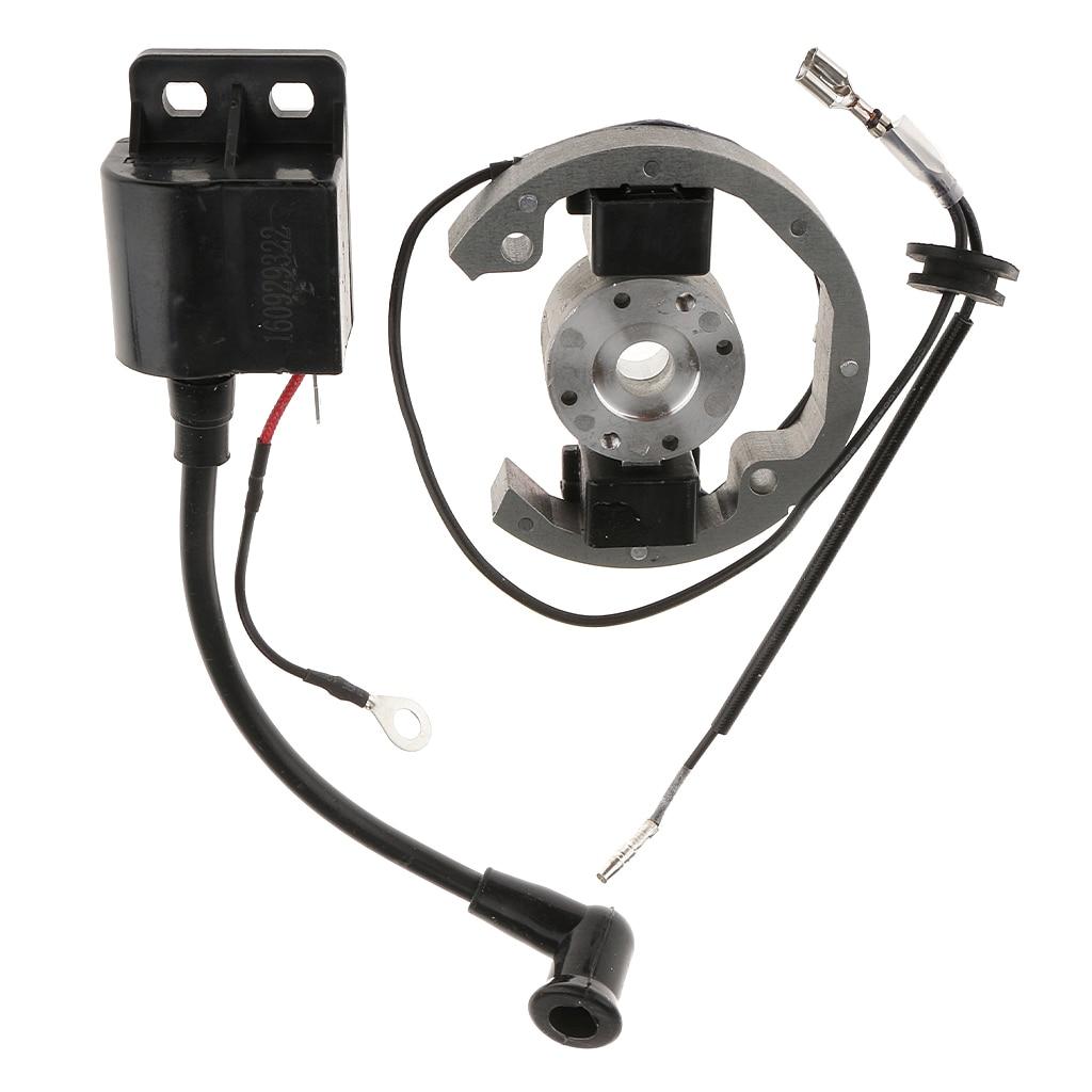 1 PieceIgnition Coil Stator Rotor Kit High Output Generator For KTM 50 SX/10 KTM 50 SX Senior Adventure Rotor Generator