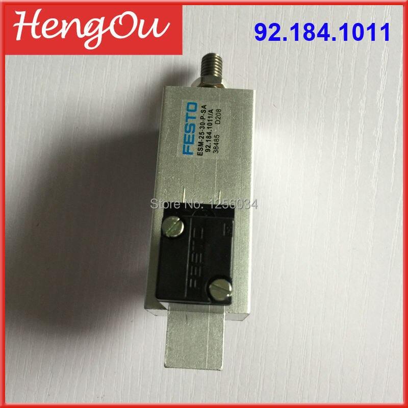 1 piece heidelberg SM74 solenoid valve 92.184.1011/A, ESM-25-30-P-SA heidelberg printing machinery parts 92.184.1011