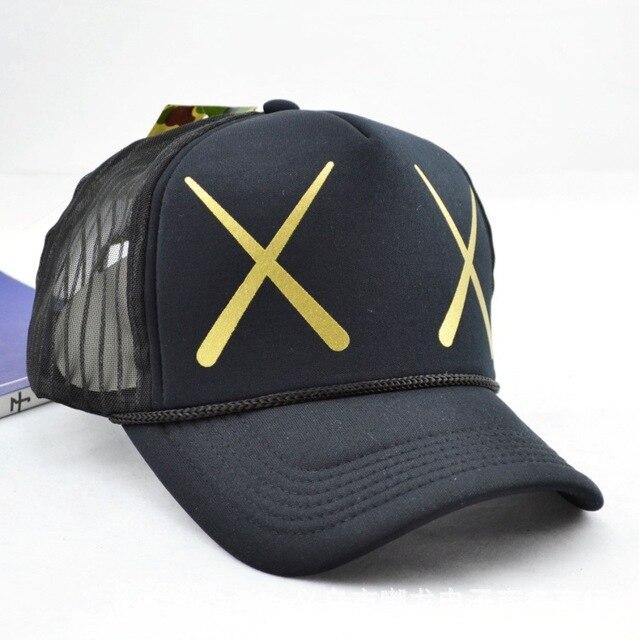 Grande XX moda mujeres y hombres sombreros hiphop verano Tapas de cartón encantadora  béisbol corriente principal 83c7539c004