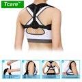 * Tcare Ajustable Ortopédica Corsé Back Support Brace Cinturón Band Corrector de Postura Chaleco Cinturón Postura Correcta Para el Cuidado de La Salud