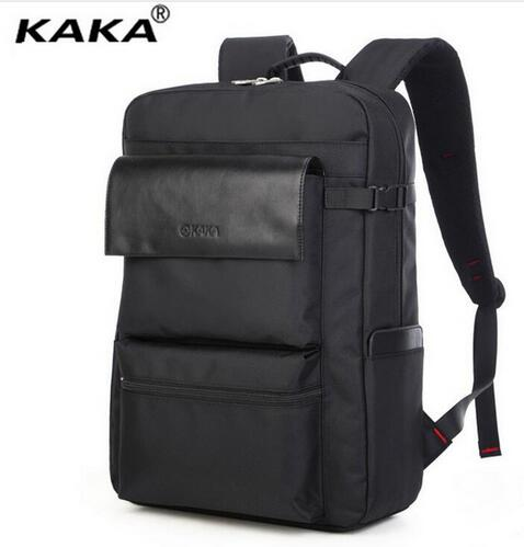 Brand KAKA 2016 New Mochila Laptop Backpack Men School bag Rucksacks Travel Backpacks Quality Knapsack Shoulder Bags Men Racksac tcttt new 2016 travel bag women laptop backpacks girl brand rivet backpack fashion chains knapsack school bags for teenagers
