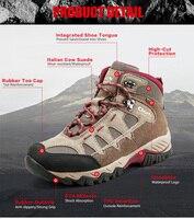clorts пеший туризм обувь для женщин кроссовки водонепроницаемый открытый тактические ботинки из натуральной кожи для женщин зимние сапоги пеший туризм хкм-823