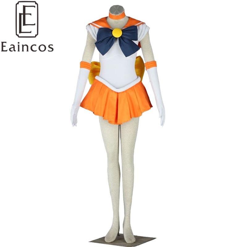 Home Anime Sailor Moon Sailor Uranus Fighting Uniform Cosplay Christmas Party Costume Dress Custom Made Attractive Designs;