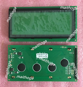 21PIN 19264 Yellow Green Backlight LCD Screen KS0108 Controller Compatible HD61202