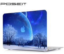 Pattern printing Hard Case Shell +Keyboard Cover for Apple Macbook Pro15 Air11.6 Retina 12 inch laptop shell Pro13 Touch bar