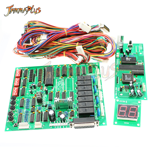 Amazing Guang Xing Claw Crane Game Machine Pcb Board Toy Doll Machine Wiring Digital Resources Operpmognl