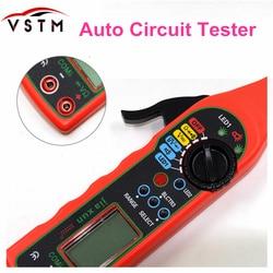 Mais novo de energia elétrica ms8211 multi-função testador de circuito automático automotivo lâmpada multímetro elétrico carro reparação detector