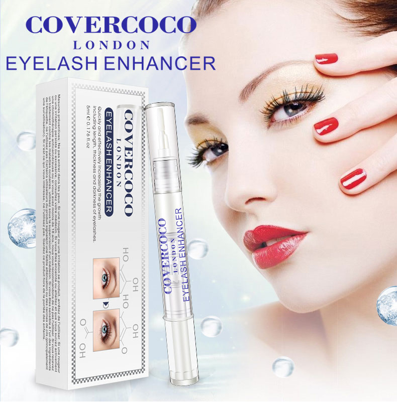 7bb6a15d21e Eyelash Growth Eye Serum 7 Day Eyelash Enhancer Longer Fuller ...