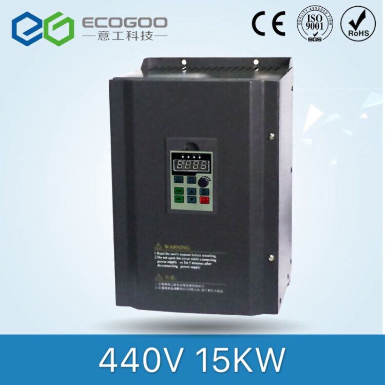 440V 15kw Three Phase Low Power AC Drive for Water Pump 440v 11kw three phase low power ac drive for blower fan