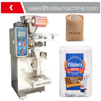fully automatic pellet packaging machinery/food paper bag making machine price
