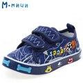 Mmnun 2017 chegada nova shoes para meninos das crianças dos meninos do bebê da criança shoes bebê calçado crianças tênis de lona ocasional respirável