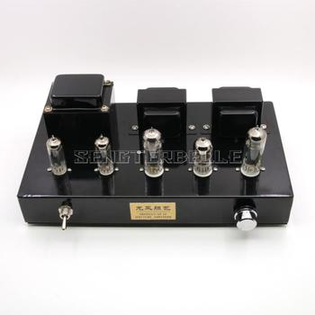 Finished 6N2 push 6P1 Tube Power Amp HiFi Vacuum Tube Audio Amplifier 3.5W+3.5W