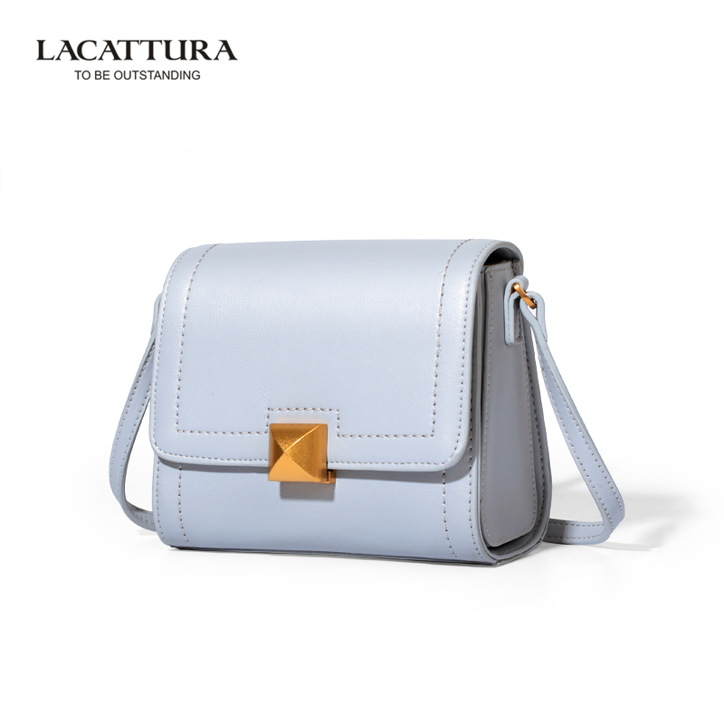 A1330 summer solid small flap bag ladies leather handbags women messenger bags female shoulder crossbody bag candy color sweet